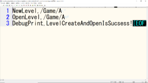 【UE4】【C++】独自の簡単なスクリプトシステムを作る-後編 【★★★☆】